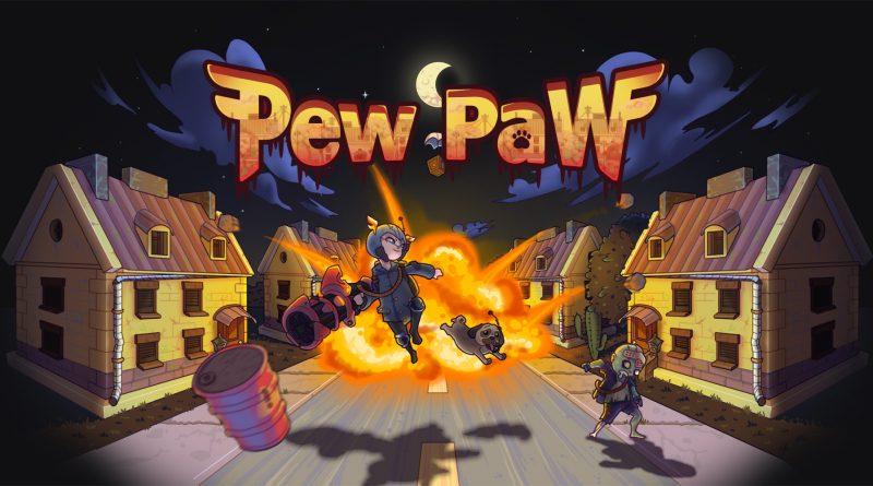 Videorecensione: Pew Paw