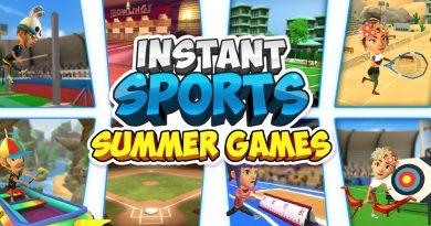 Recensione di Instant Sports Summer Games