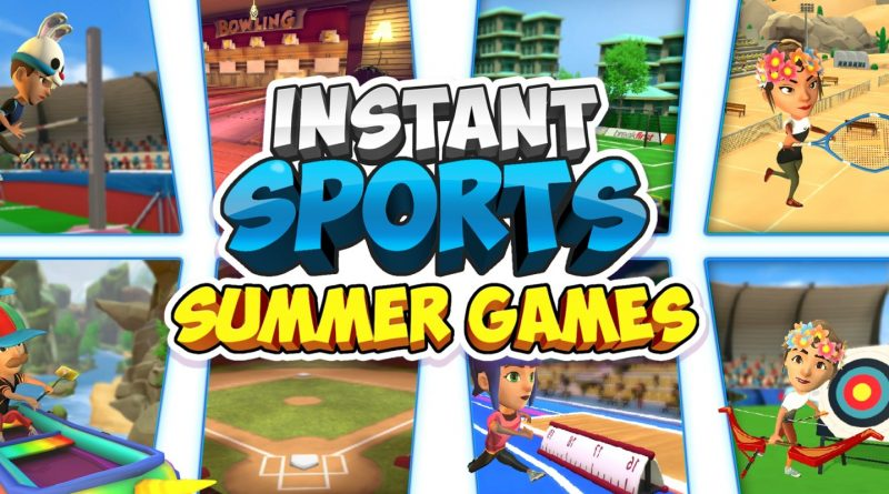 Recensione di Instant Sports Summer Games