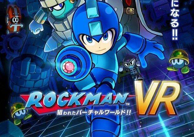 Capcom: annunciato Megaman VR