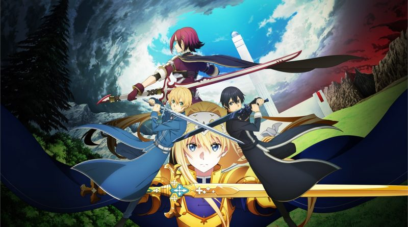 Sword Art Online – Alicization Lycoris: Opening Movie trailer