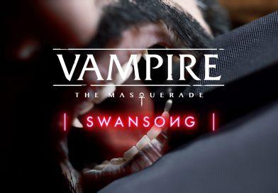 Nacon Connect: Vampire the Masquerade – Swansong