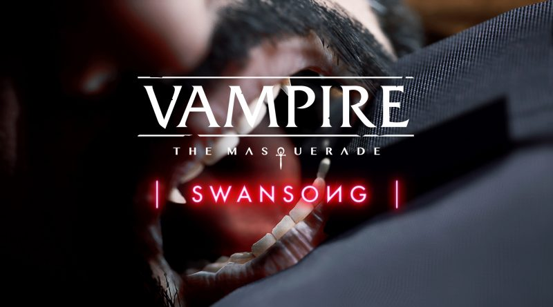 Nacon Connect: Vampire the Masquerade – Swansong