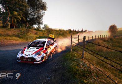 WRC 9 – Safari Rally Kenya video gameplay