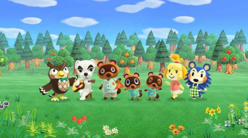 Animal Crossing: New Horizons version 1.3.0 disponibile ora.