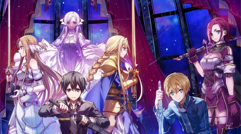SWORD ART ONLINE Alicization Lycoris – Opening Movie, in arrivo per PS4, Xbox One e PC.