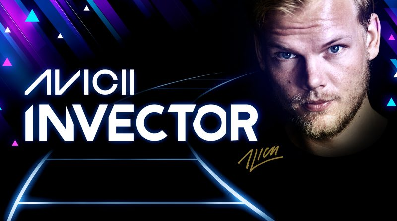 AVICII invector uscirà l'8 settembre su Nintendo switch, PS4, Xbox One e PC.