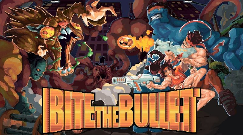 Bite The Bullet, in arrivo su Nintendo Switch e Xbox One.