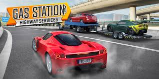 Gas Station: Highway Services in arrivo su switch il 10 luglio.