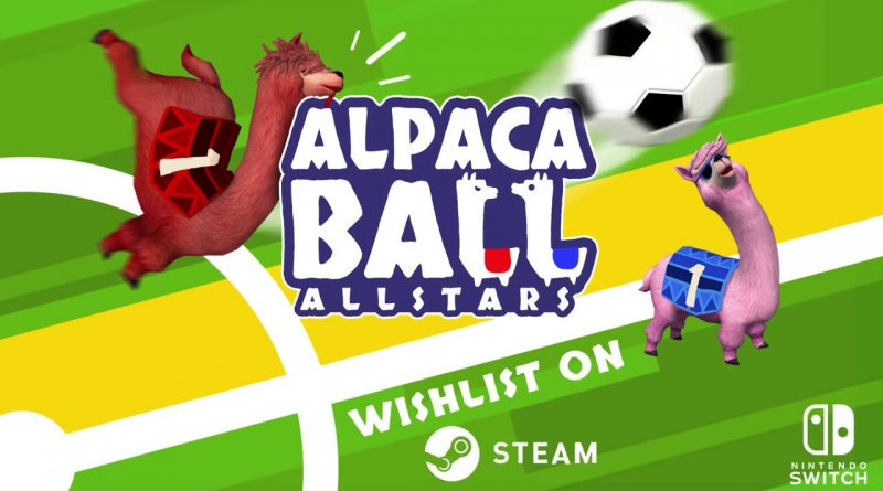 Alpaca Ball: Allstars annunciato per Switch