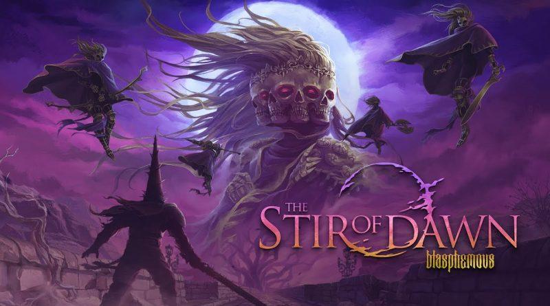Blapshemous 'The Stir of Dawn' in arrivo il 4 agosto.
