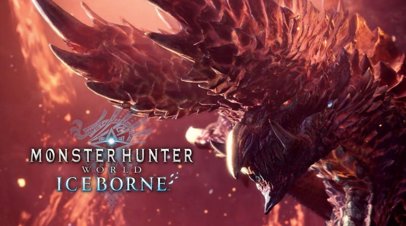 Monster Hunter World: Iceborne, aggiornamento diario sviluppatori 6.0