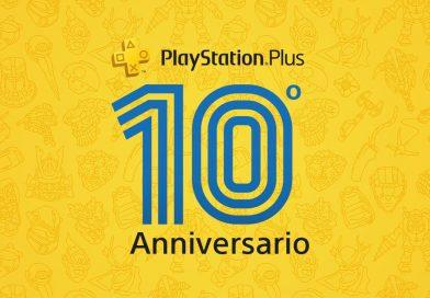 Sony: Tema del 10° anniversario PlayStation