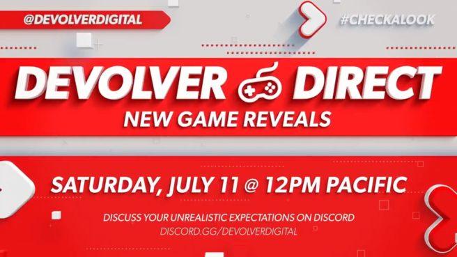 Il Devolver Direct 2020 si terrà online l' 11 luglio.