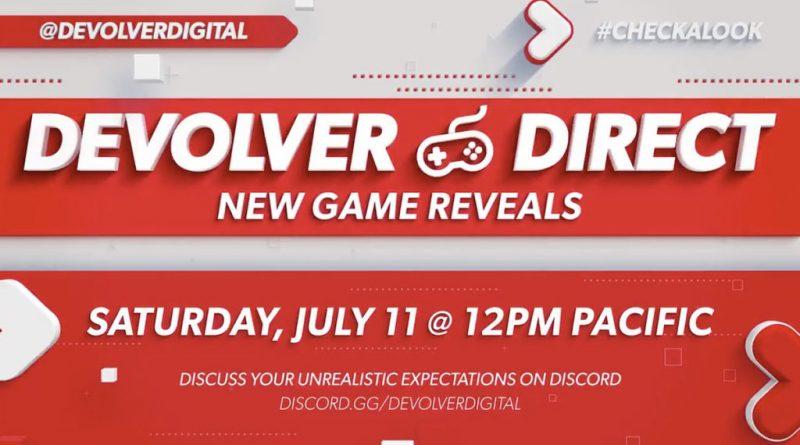 Il Devolver Direct 2020 si terrà l' 11 luglio.