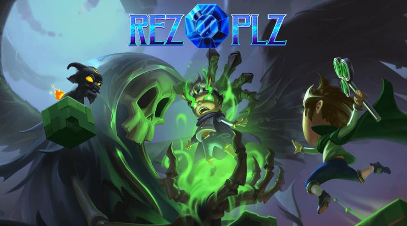 Rez PLZ (Switch) - Recensione
