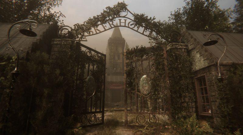 Uscirá il 28 luglio Maid of Sker per Ps4,Xbox One e Pc.