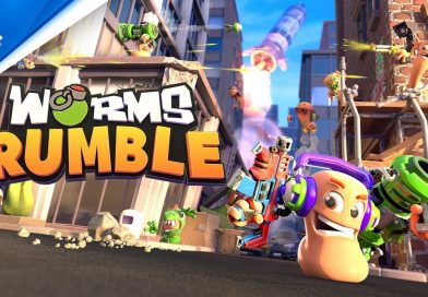 Worms Rumble annunciato per PS5, PS4 e PC.