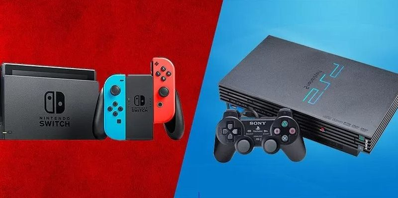 Switch batte PS2 in termini di vendite di software!