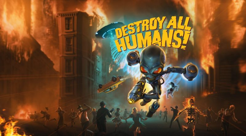 Destroy All Humans-Remake