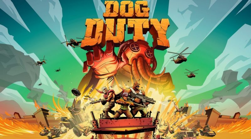 Dog Duty in arrivo su Switch a settembre