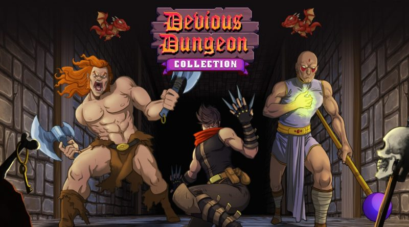 Devious Dungeon Collection – Recensione