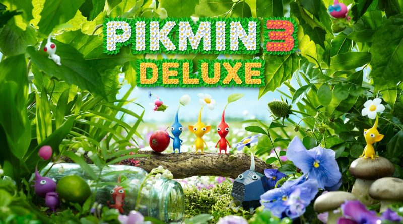 Pikmin 3 Deluxe Recensione – Nintendo Switch