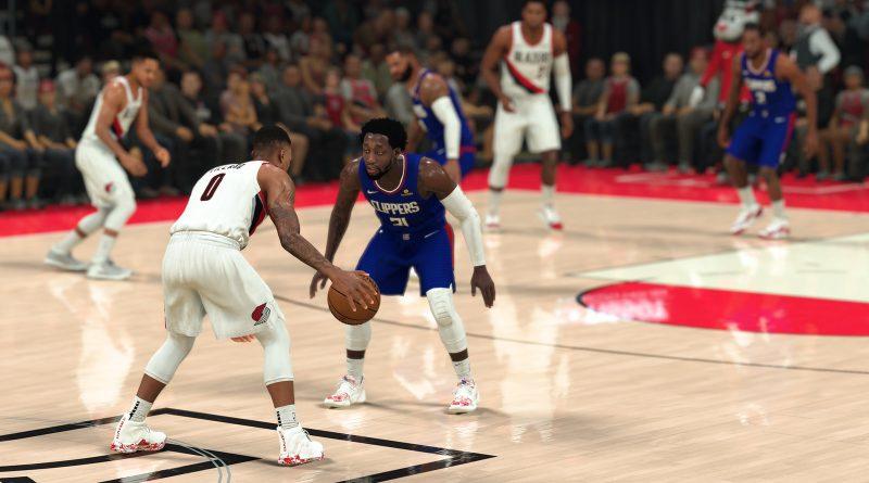 <h2 class='entry-title'>Annunciata una nuova data di uscita di NBA 2K21, arriveranno anche nuovi dettagli sul gameplay</h2><h4 class='entry-subtitle'><span style='color:#808080;font-size:14px;'>potrete provarlo tra meno di una settimana.</span></h4>