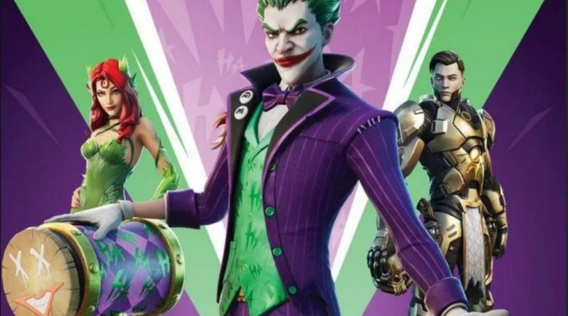 In arrivo su Switch il pacchetto Fortnite: The Last Laugh