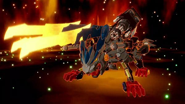 Zoids Wild: Infinity Blast il primo trailer