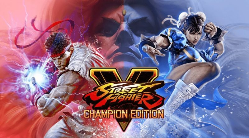 E' uscita oggi la Stagione 5 di Street Fighter V: Champion Edition