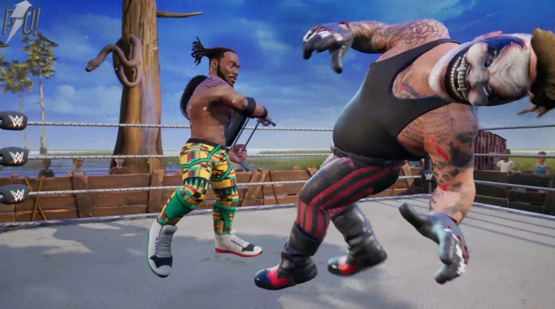 WWE 2K Battlegrounds 'Game Modes' trailer