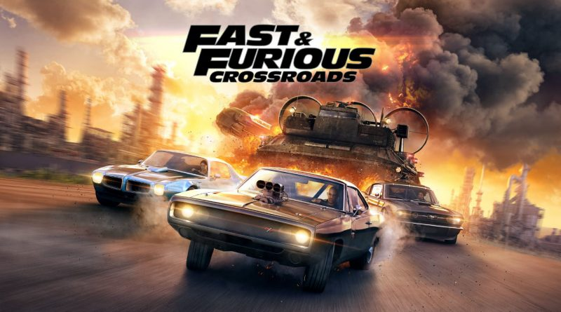 Trailer di lancio per Fast and Furious Crossroads