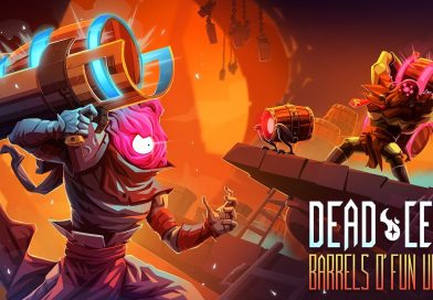 "Dead Cells: l'aggiornamento ""Barrels o 'Fun"" è ora disponibile per PC, in arrivo su console entro la fine dell'estate."