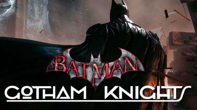 Batman Gotham Knights: il nuovo capitolo sarà ufficialmente presentato nel corso del DC FanDome