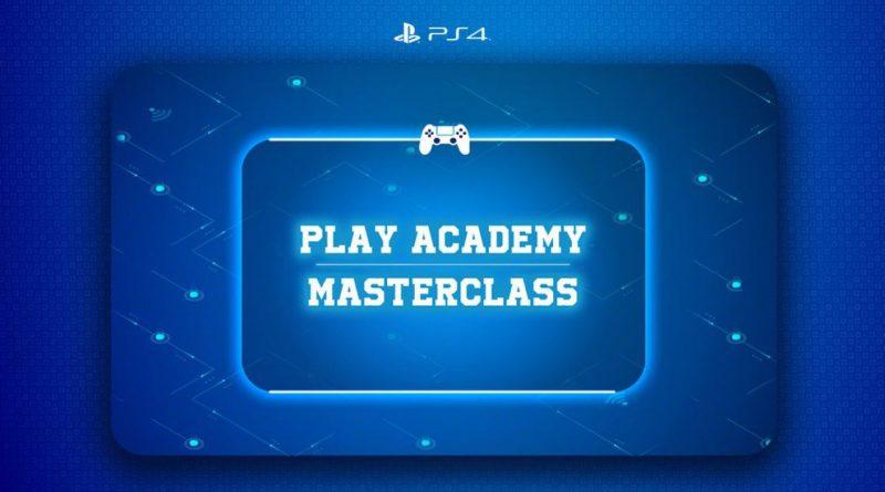 PlayStation Academy si evolve e diventa Masterclass: tanti nuovi titoli, quiz e tantissimi magnifici premi.