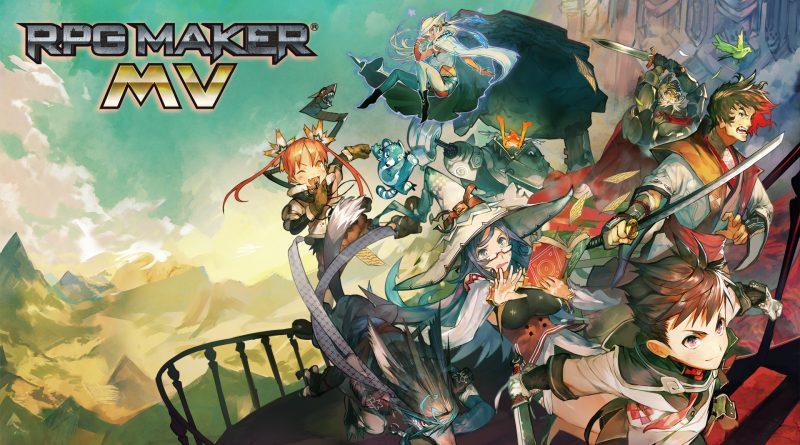 Recensione RPG Maker MV per Console