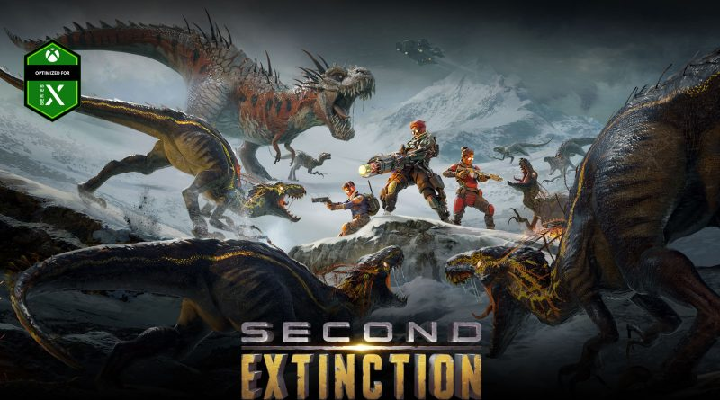 Second Extinction in arrivo quest'autunno su Steam.