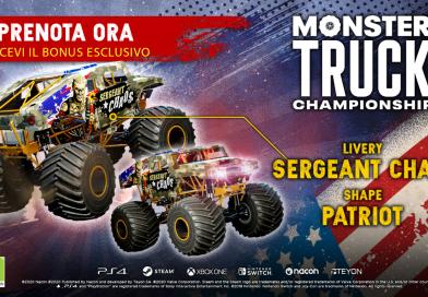 Monster Truck Championship: DELUXE EDITION E BONUS PREORDINE