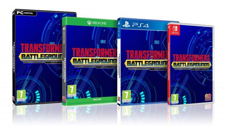 TRANSFORMERS: BATTLEGROUNDS – Nuovo gameplay trailer e annunciata la Digital Deluxe Edition!