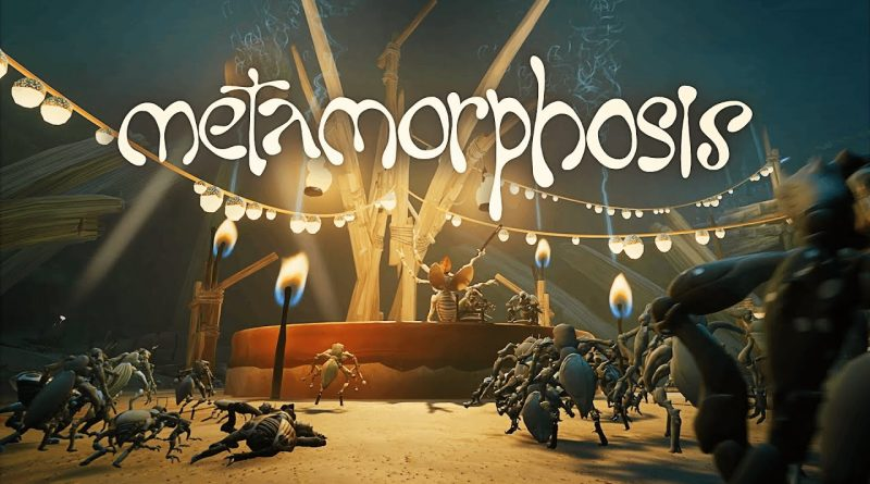 Videorecensione: Metamorphosis