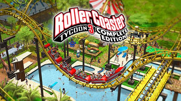 RollerCoaster Tycoon 3: Complete Edition – trailer di lancio
