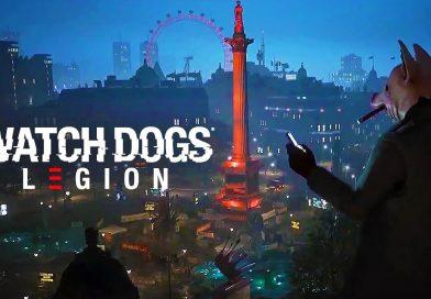 WATCH DOGS®: LEGION SI ESPANDE CON UN LOREBOOK CREATO IN COLLABORAZIONE CON INSIGHT EDITIONS, UN ROMANZO CON ACONYTE E UN FUMETTO PUBBLICATO DA GLENAT.