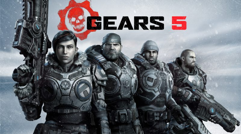 Gears 5 'Xbox Series X/S' trailer