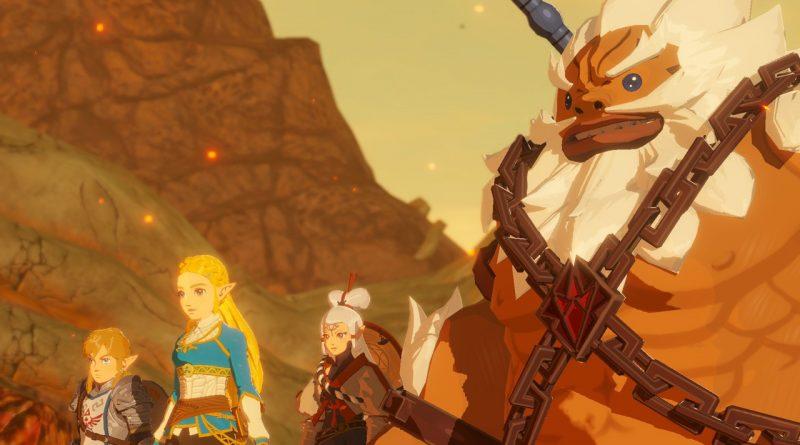 Hyrule Warriors: Age of Calamity – Nuovo gameplay con Daruk e altro ancora