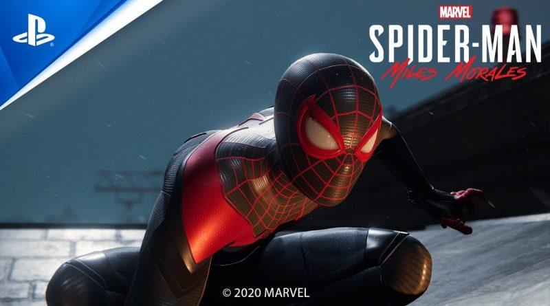 PS5: niente edizione fisica per Marvel's Spider-Man