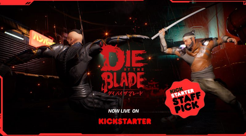 Die by the Blade