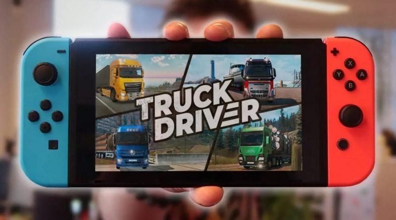 Truck Driver – in arrivo su Nintendo Switch sia in versione fisica che digitale