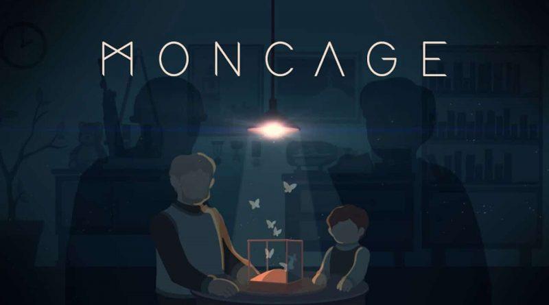 Annunciato il gioco di avventura puzzle Moncage per Switch, PC e dispositivi mobili