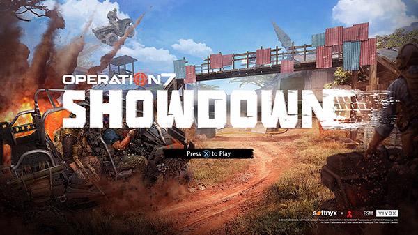 Operation7: Showdown un Free-to-play third-person shooter disponibile ora su PS4